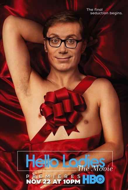 ����� �����������: ����� / Hello Ladies: The Movie (2014) HDTVRip