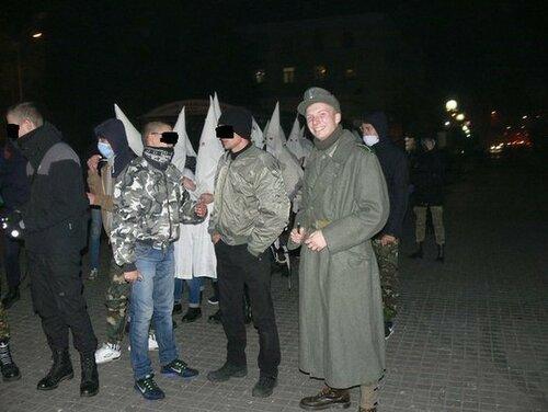 Хроники триффидов: Хэллоуин на Украине