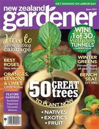 Журнал NZ Gardener №6 (июнь 2011) / NZ