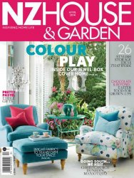 NZ House & Garden Magazine - April 2014