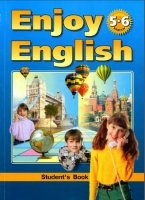 Enjoy English 5-6. Student's Book