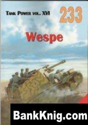 Книга Tank Power vol.XVI. Wespe (Militaria 233) pdf в rar 15,9Мб