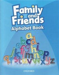 Книга Family and Friends 1 Alphabet Book