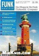 Журнал Funkamateur № 11 1999