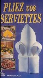 Книга Pliez vos serviettes