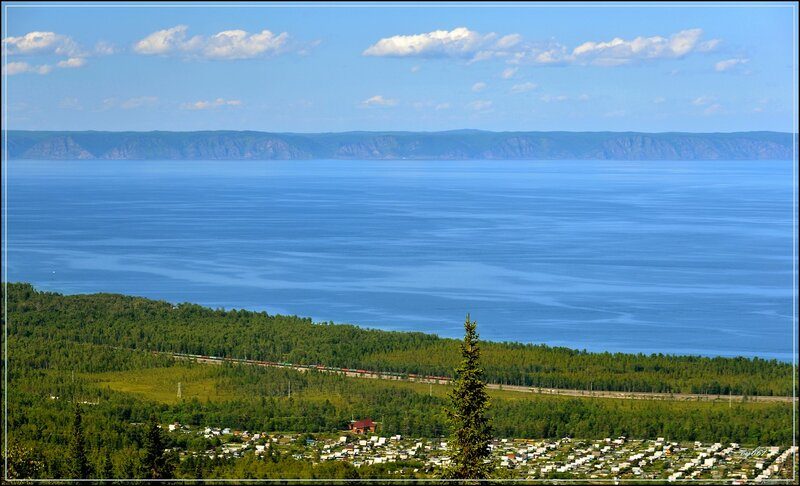 Красоты Байкальска