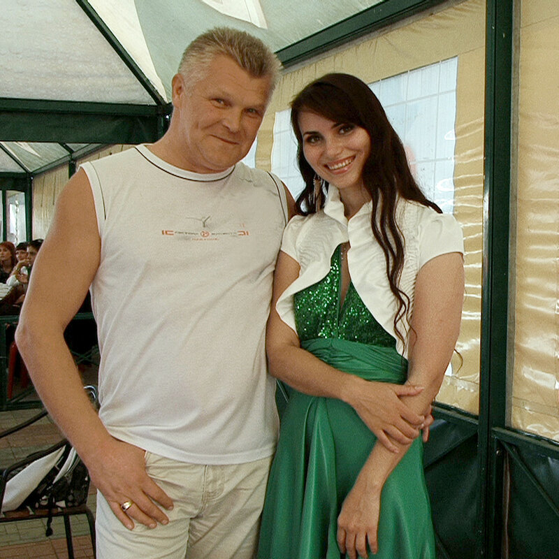 Олия и Александр Адмирал