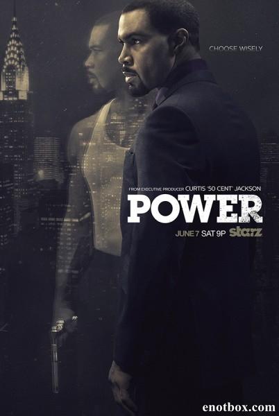 Власть в ночном городе / Power - Полный 1 сезон [2014, WEB-DLRip | WEB-DL 1080p] (Amedia)