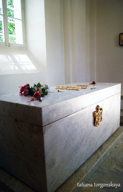 Гроб царя Николы Первого