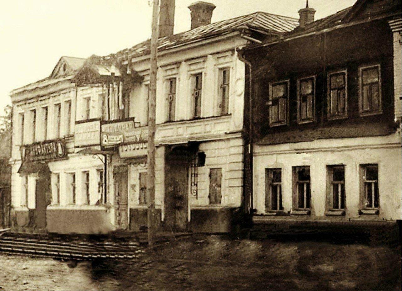Дом Герасима Матвеевича Курина