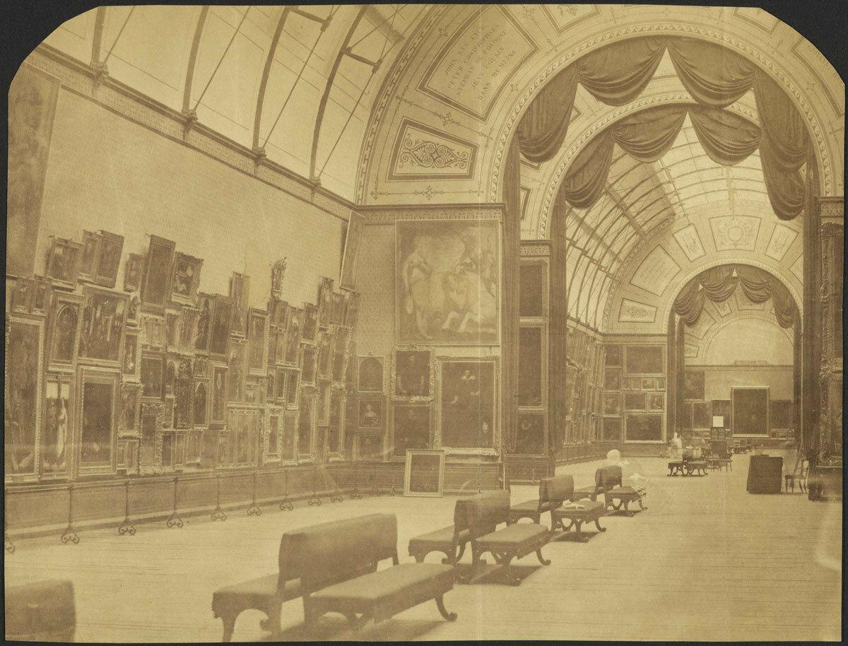 1857. Манчестерский музей
