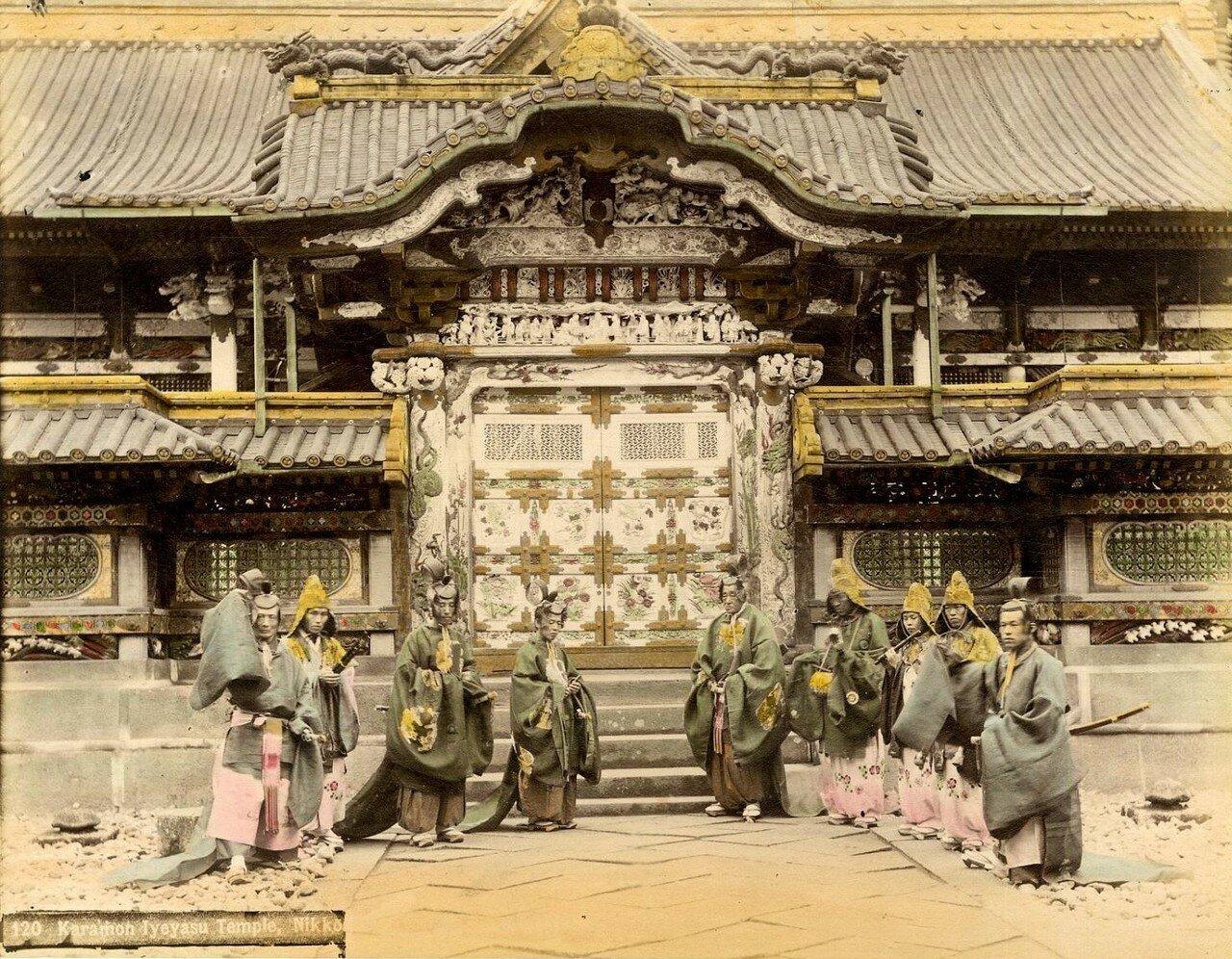 Никко. Храм Карамон Иэясу