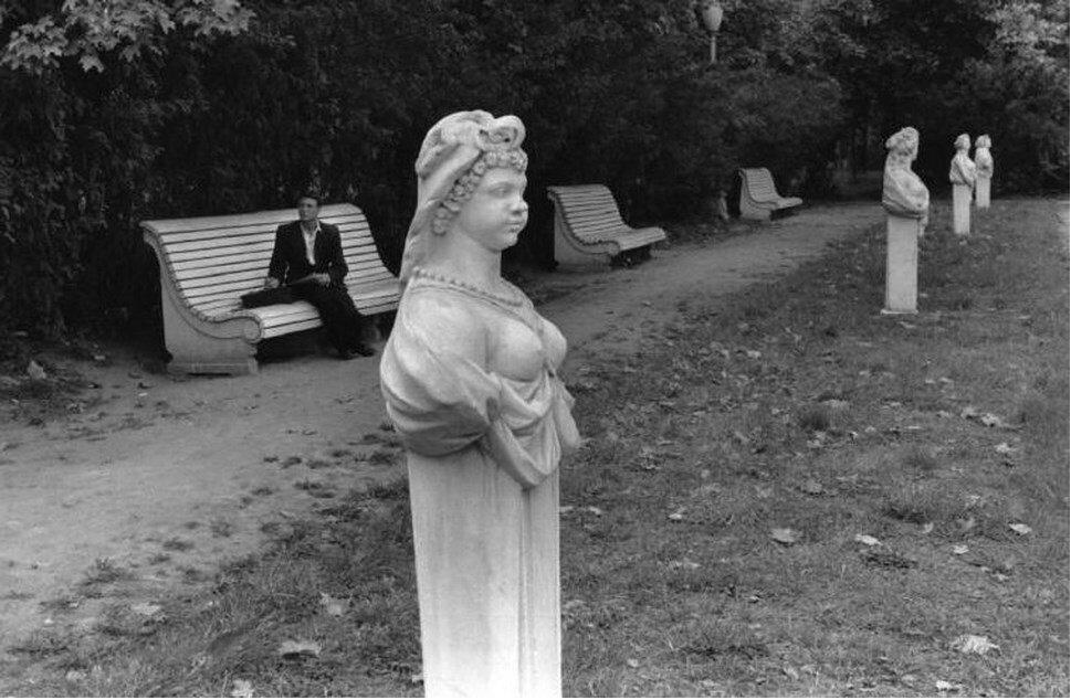 1954. Неустановленное место. Возможно Ленинград