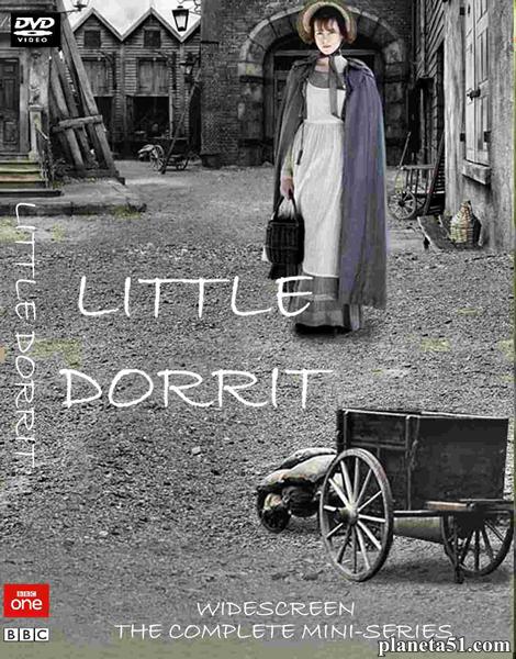 Крошка Доррит (1-14 серии из 14) / Little Dorrit / 2008 / ПД / HDTVRip
