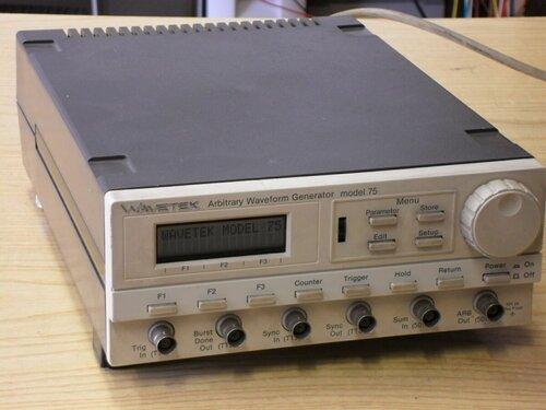 Wavetek 75 Генераторы сигналов