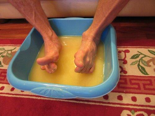 Можно парить ноги при зубной боли