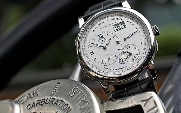 Lange Sohne часы