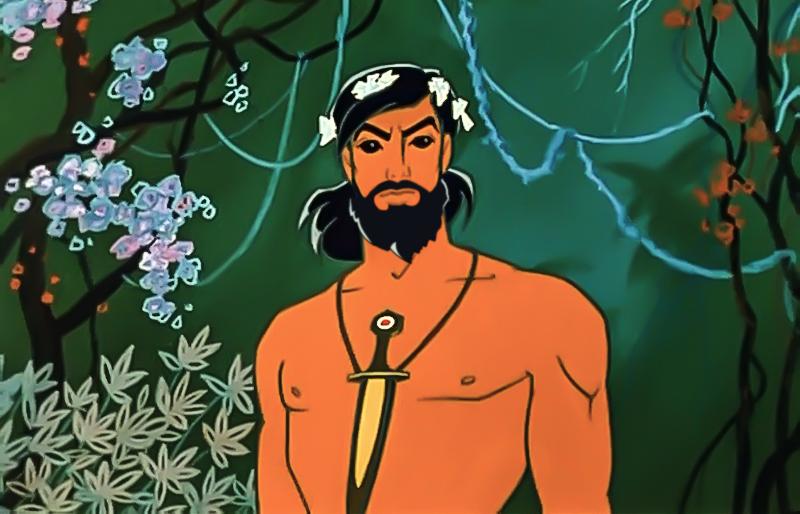 10доказательств того, что даже вмультфильмах борода меняет все