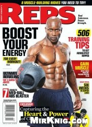 Журнал Reps! - January/February 2013