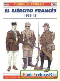 Книга Carros de Combate 54: El Ejército Francés 1939-45.