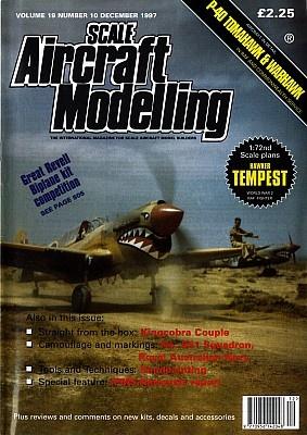 Журнал Scale Aircraft Modelling - Vol 19 No 10