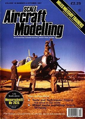Журнал Scale Aircraft Modelling - Vol 19 No 08