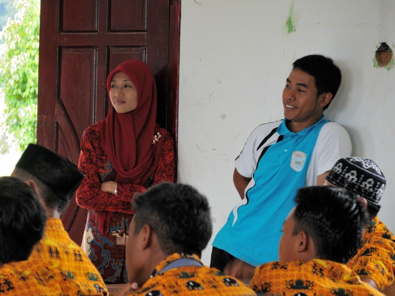 школа в индонезии