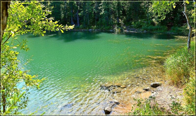 Изумрудные воды