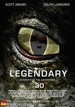 The Legendary Dragon - Der Letzte seiner Art (2013)