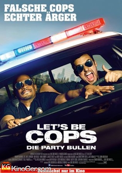 Let's Be Cops - Die Party-Bullen (2014)