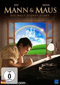 Ein Mann & seine Maus - Die Walt Disney Story (2014)