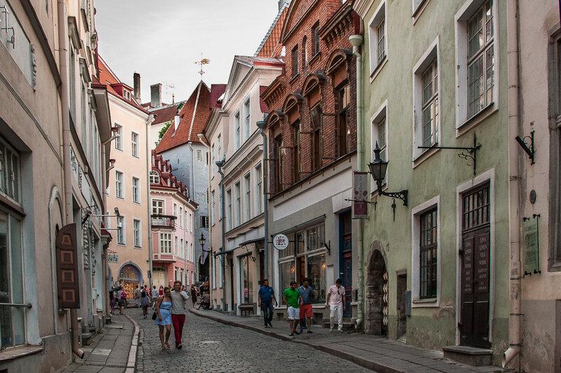 В Старом Таллине