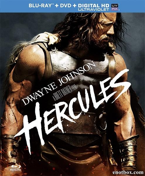 Геракл / Hercules (2014/BD-Remux/BDRip/HDRip/3D)