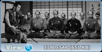 Телохранитель 2: Отважный Сандзюро (Отважный самурай) / Tsubaki Sanjuro (1962/BDRip)
