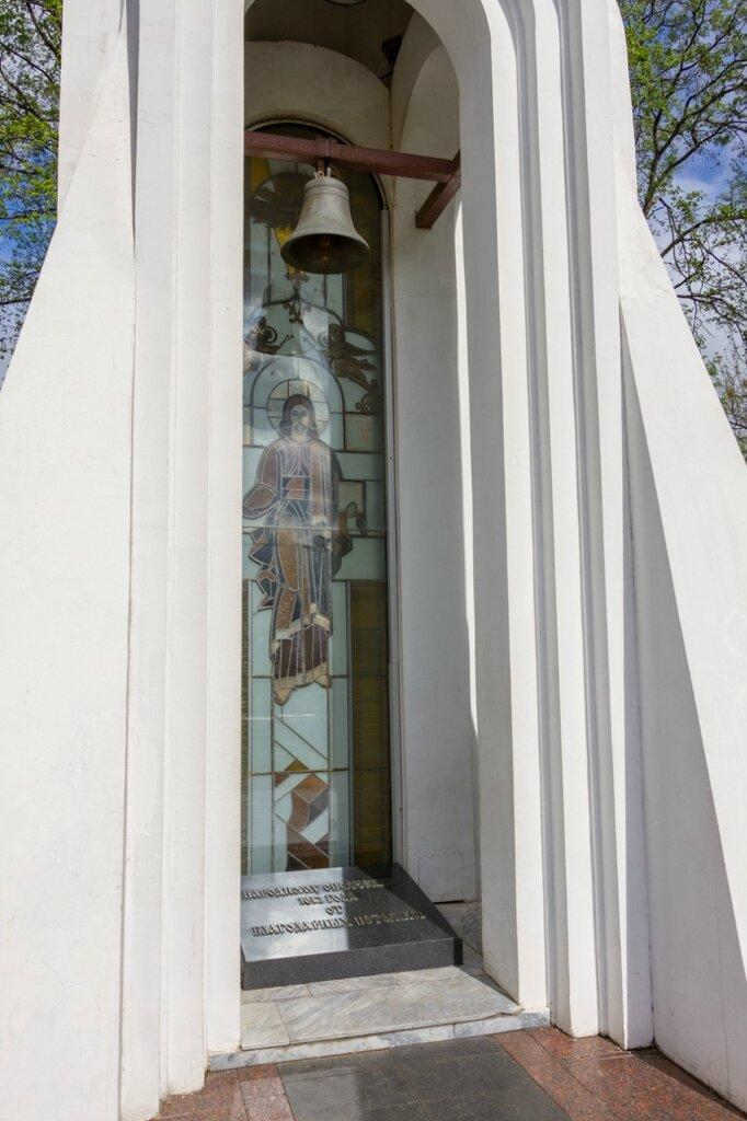 Часовня Казанской Богоматери, Ярославль