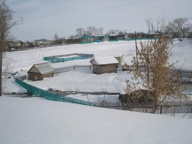 Деревня Мари-Суксы