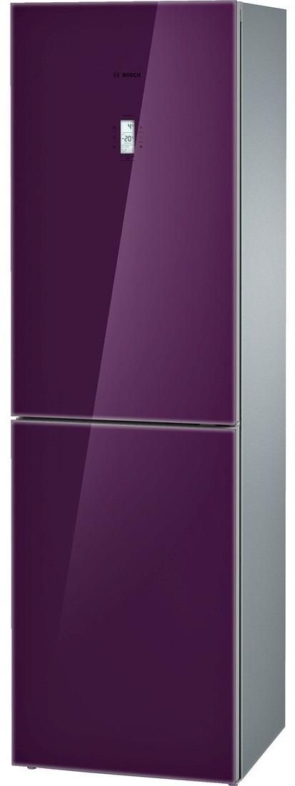 холодильник из стела Краснодар, купить холодильник из цветyого стела Bosch Siemens, интернет-магазин