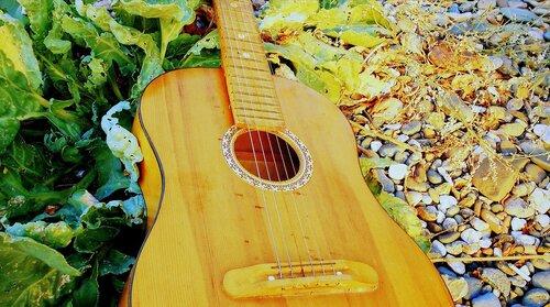 В сентябре...о музыкальных инструментах, детях, и огнях туристических