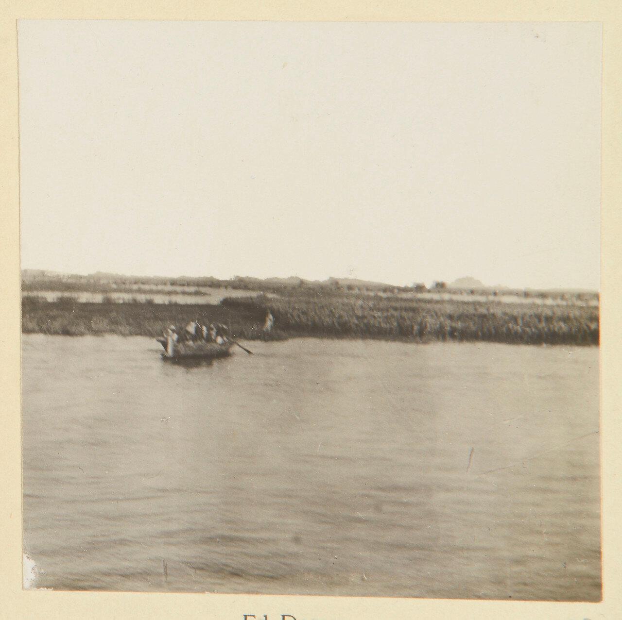 Август 1898. Эд-Дамер