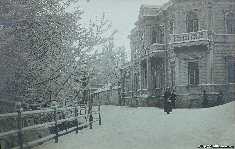 Дом Зиновьева