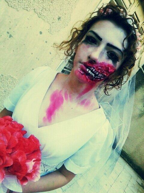 Невеста труп