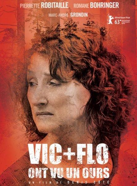 Вик и Фло увидели медведя / Vic + Flo ont vu un ours (2013/DVDRip)