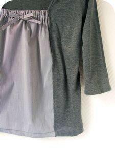 Расширяем блузку 1 Marina Danilevskaya