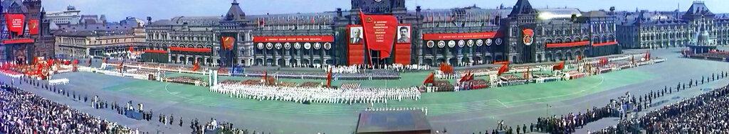 1945 парад физкультурников 12 августа 1945.jpg