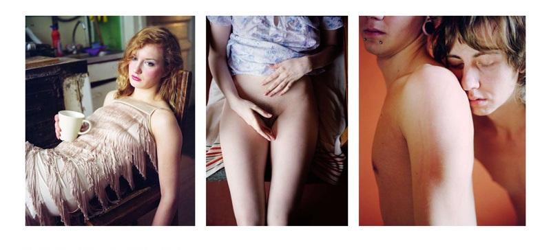 Интимность и уязвимость в фотографиях Марго Овчаренко