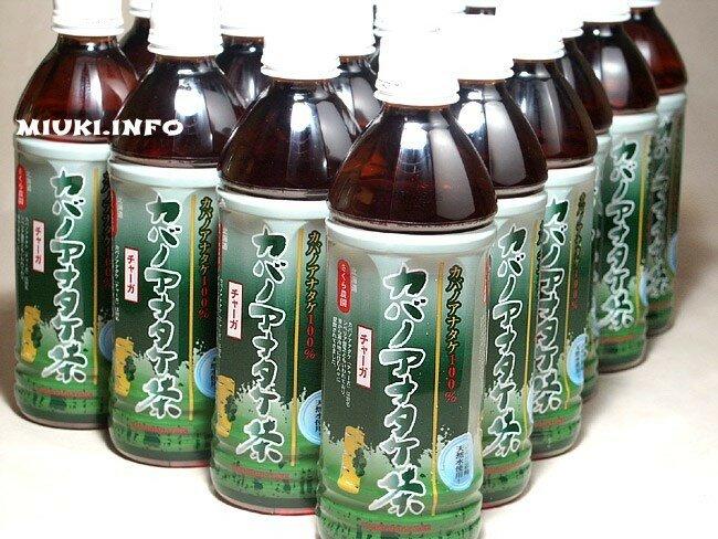 Применение белой берёзы в японской медицине