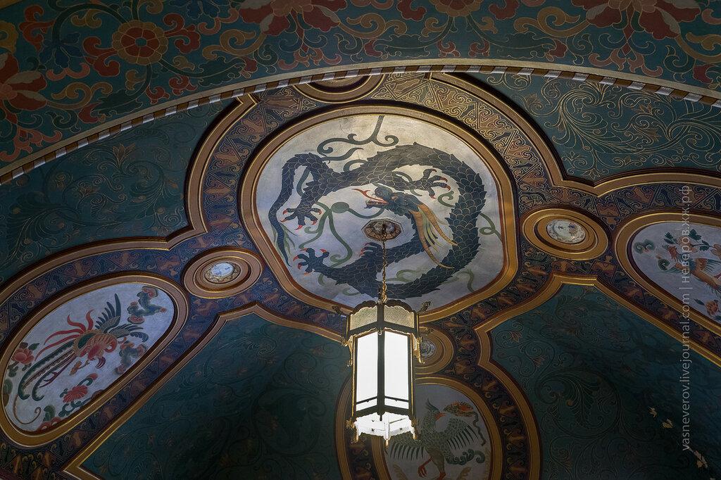 юсуповский дворец экскурсия москва усольцев рамодин