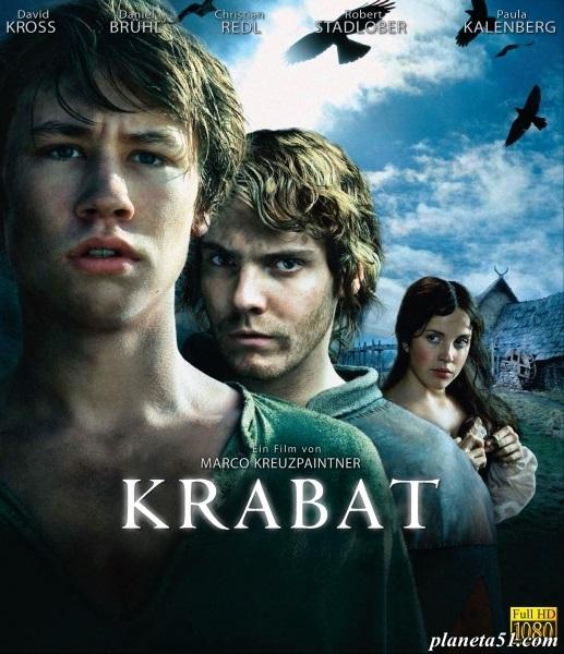 Крабат. Ученик колдуна / Krabat (2008/BDRip/HDRip)