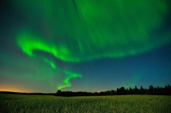 Красивые фотографии полярного сияния 0 10d652 39d8ed0d orig