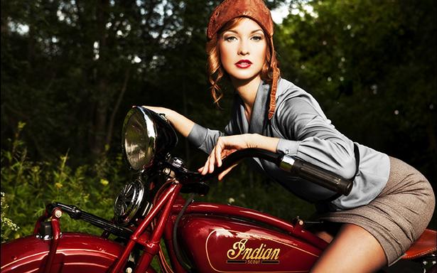 Винтажные мотоциклы